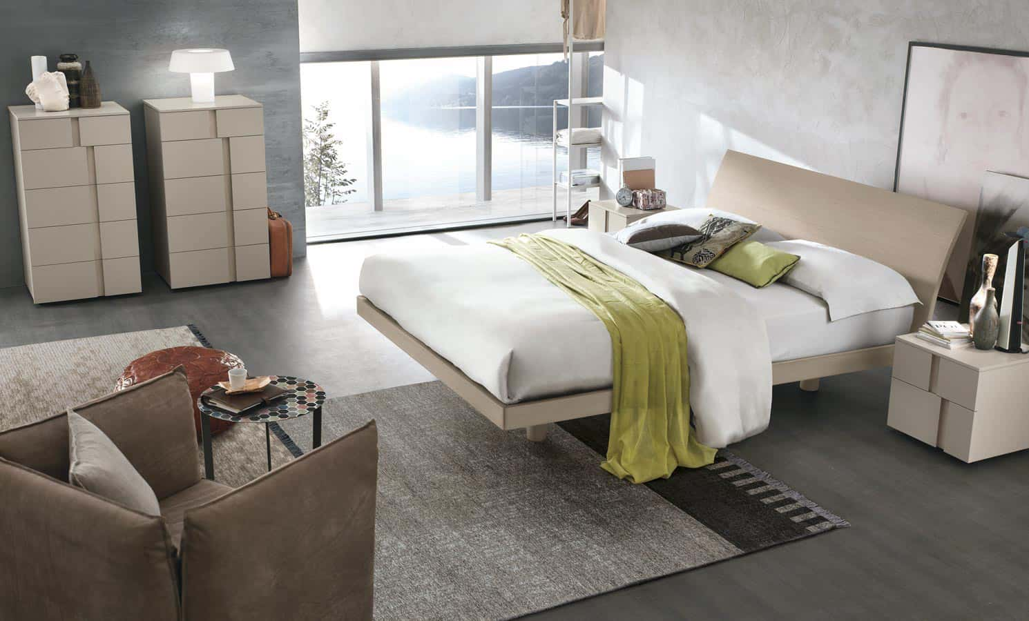 2MD Beds and Furniture for Bedrooms - Tomasella - Zanette