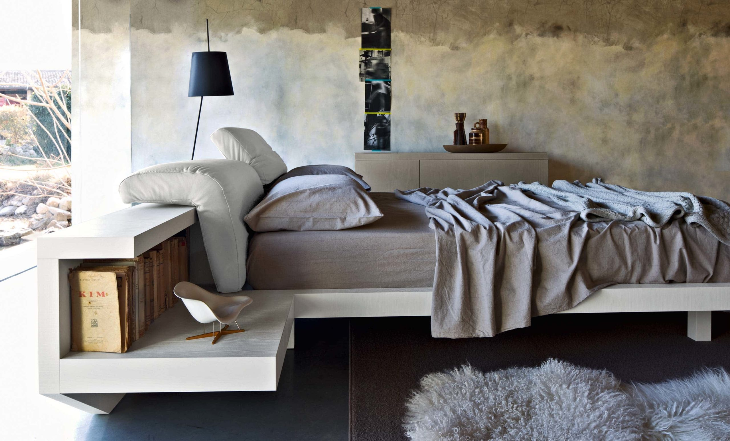2MD Beds and Furniture for Bedrooms- Tomasella - Zanette
