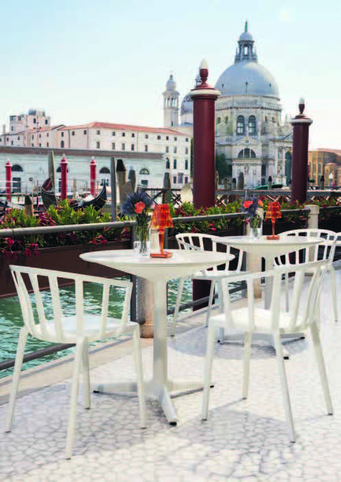 2MD Outdoor Furniture - Kartell