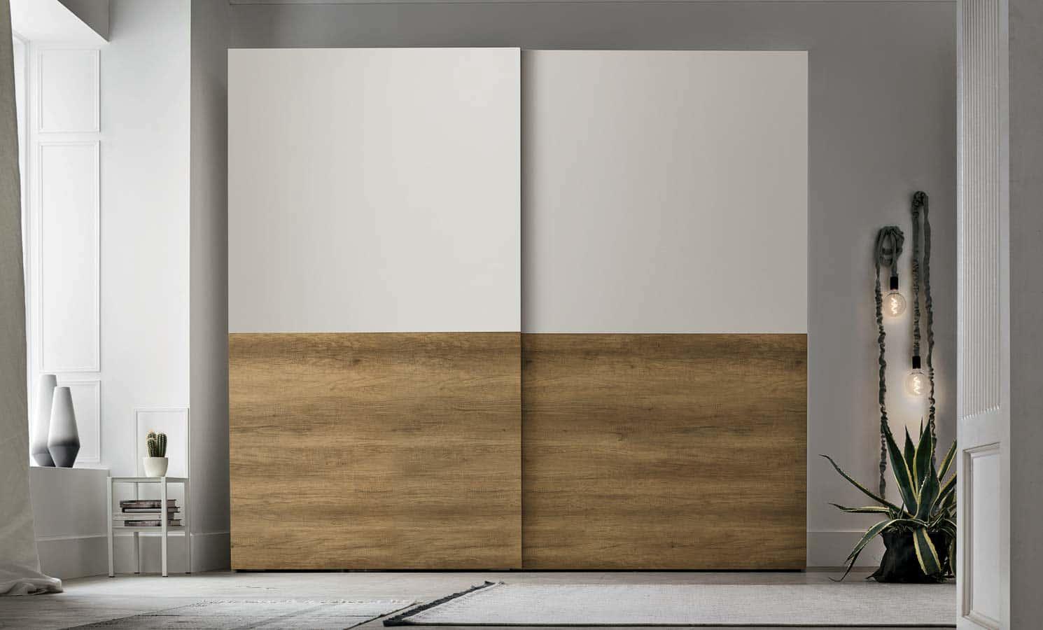 2MD Wardrobes - Tomasella - Zanette